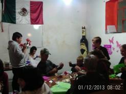 Making Pinatas Escuela Falcon Guanajuato Mexico 30