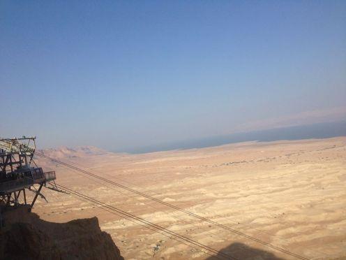 Israel Masada Dead Sea
