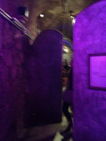 To add to the weirdness of the Museo de las Momias, there was a Casa de Terror (haunted house) at the end of it.
