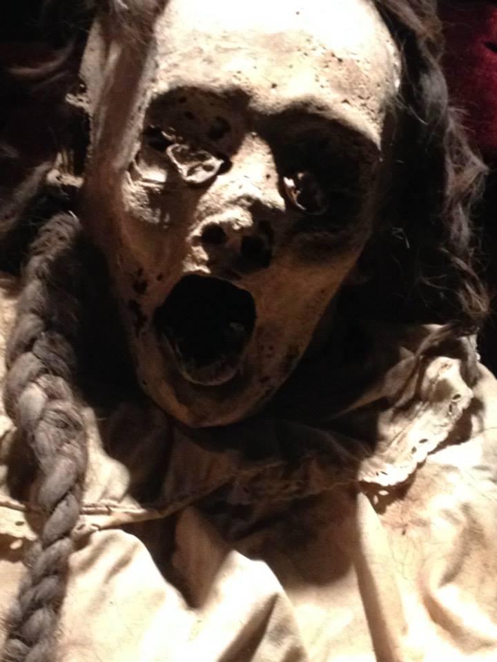 Museo de las Momias (Mummy Museum) in Guanajuato, Mexico: Photo Gallery