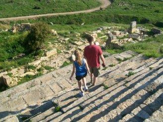 Pamukkale Turkey Travertine Terraces Hierapolis22