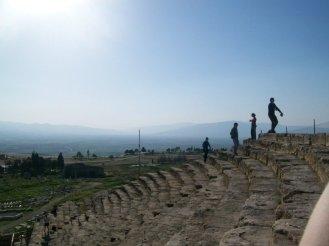 Pamukkale Turkey Travertine Terraces Hierapolis29