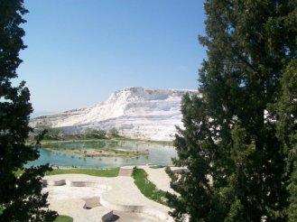 Pamukkale Turkey Travertine Terraces3