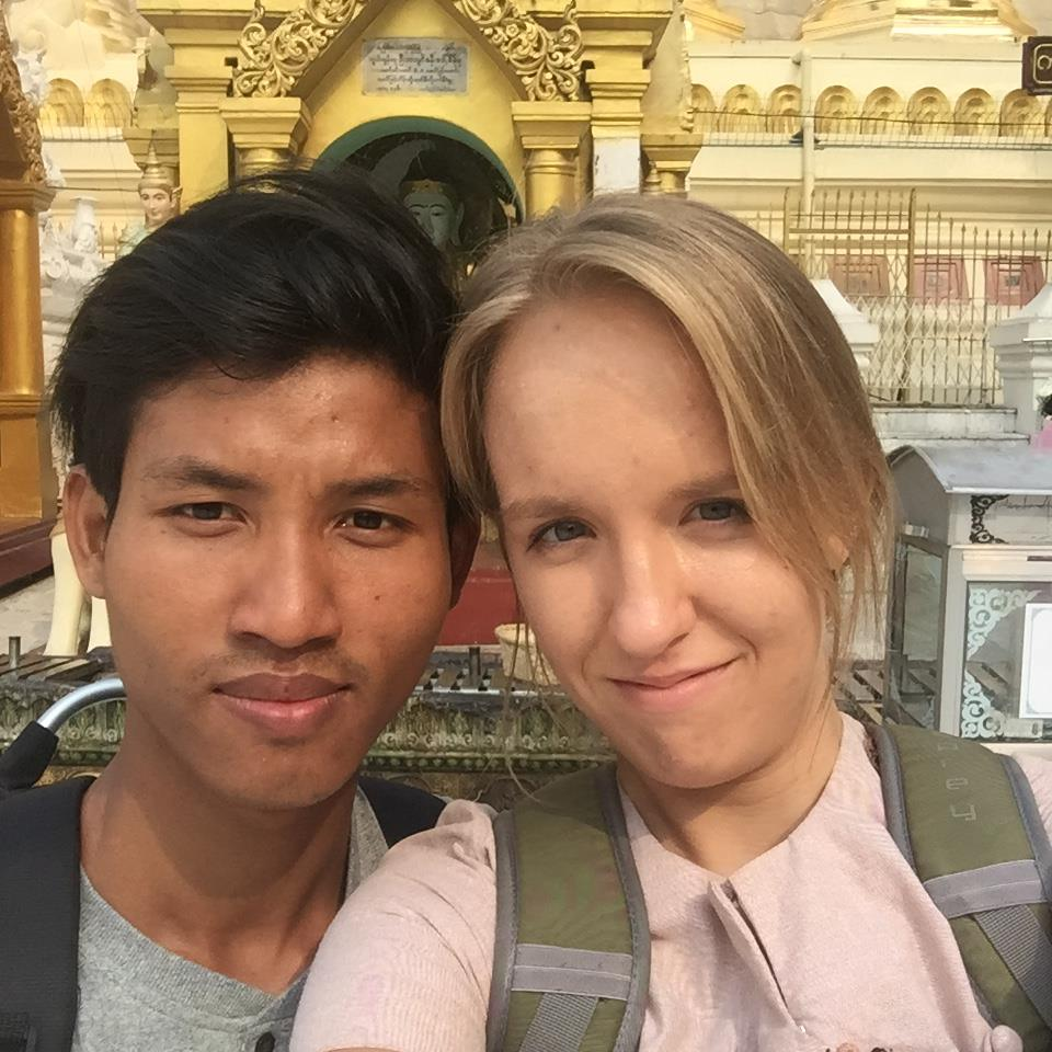 On Leaving Lydian Behind in Burma — By Jennifer Shipp
