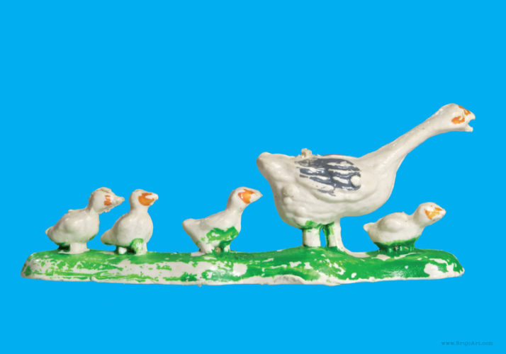 Plastic Fantastic: Gees