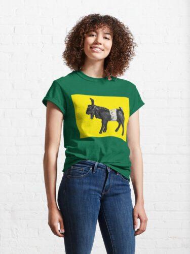 PLASTIC FANTASTIC: Goat