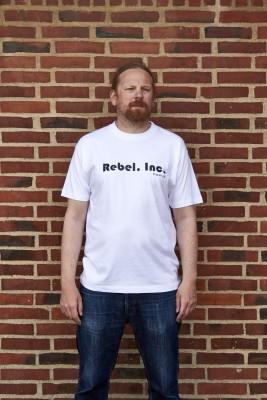 Rebel, Inc. (White & Black)