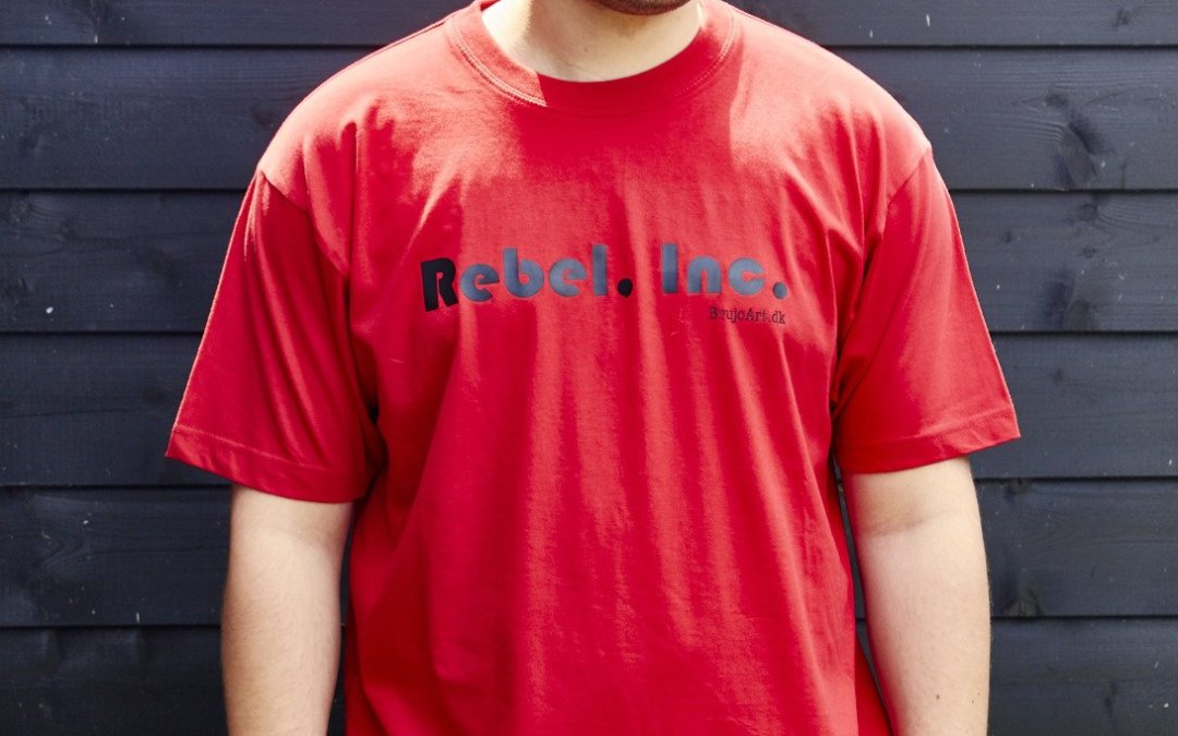Rebel, Inc. (Red & Black)