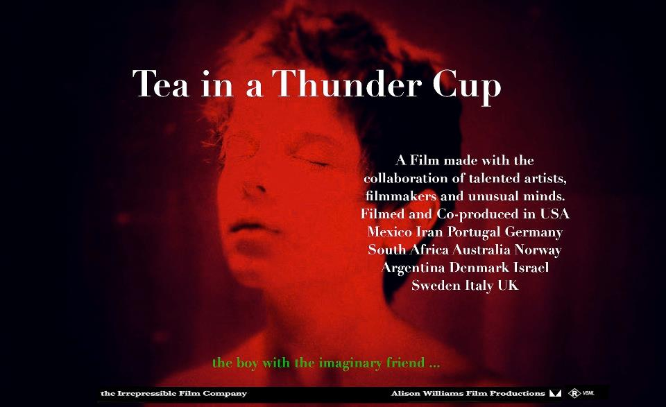 Tea In A Thunder Cup: (Trailer) by Alison Williams