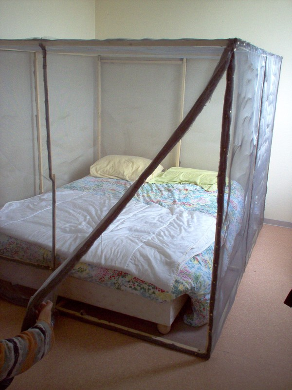 faraday cage bedroom