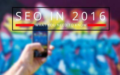 seo in 2016