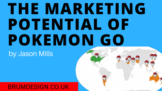 Can you drive footfall using Pokemon Go?