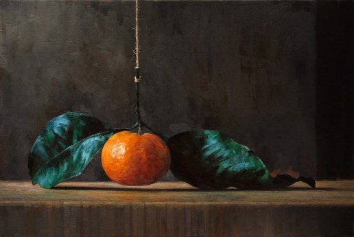 Suspended Clementine - Danny Howes