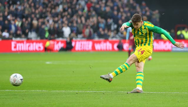Bilić's Baggies victorious over sorry West Ham