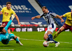 New look Baggies show signs of promise