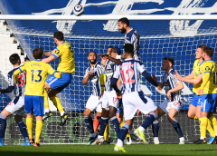 Baggies get lucky, but more importantly take the points