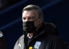 Albion draw a blank to leave them chasing the impossible