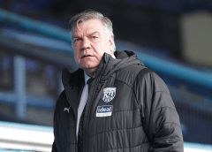 Baggies bow out with defeat number 22