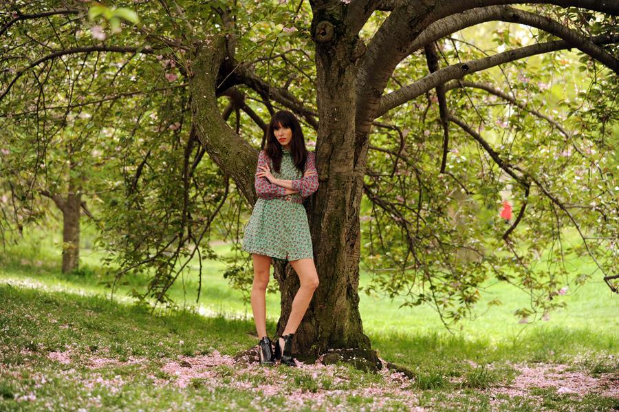 Bruna Marx Blog | Central Park Spring 2016 Philosophy Dress