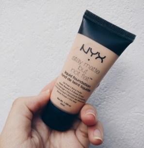 Blog Bruna Nobre: base e primer (pore filler) NYX