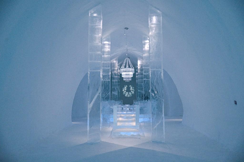 hotel de gelo kiruna