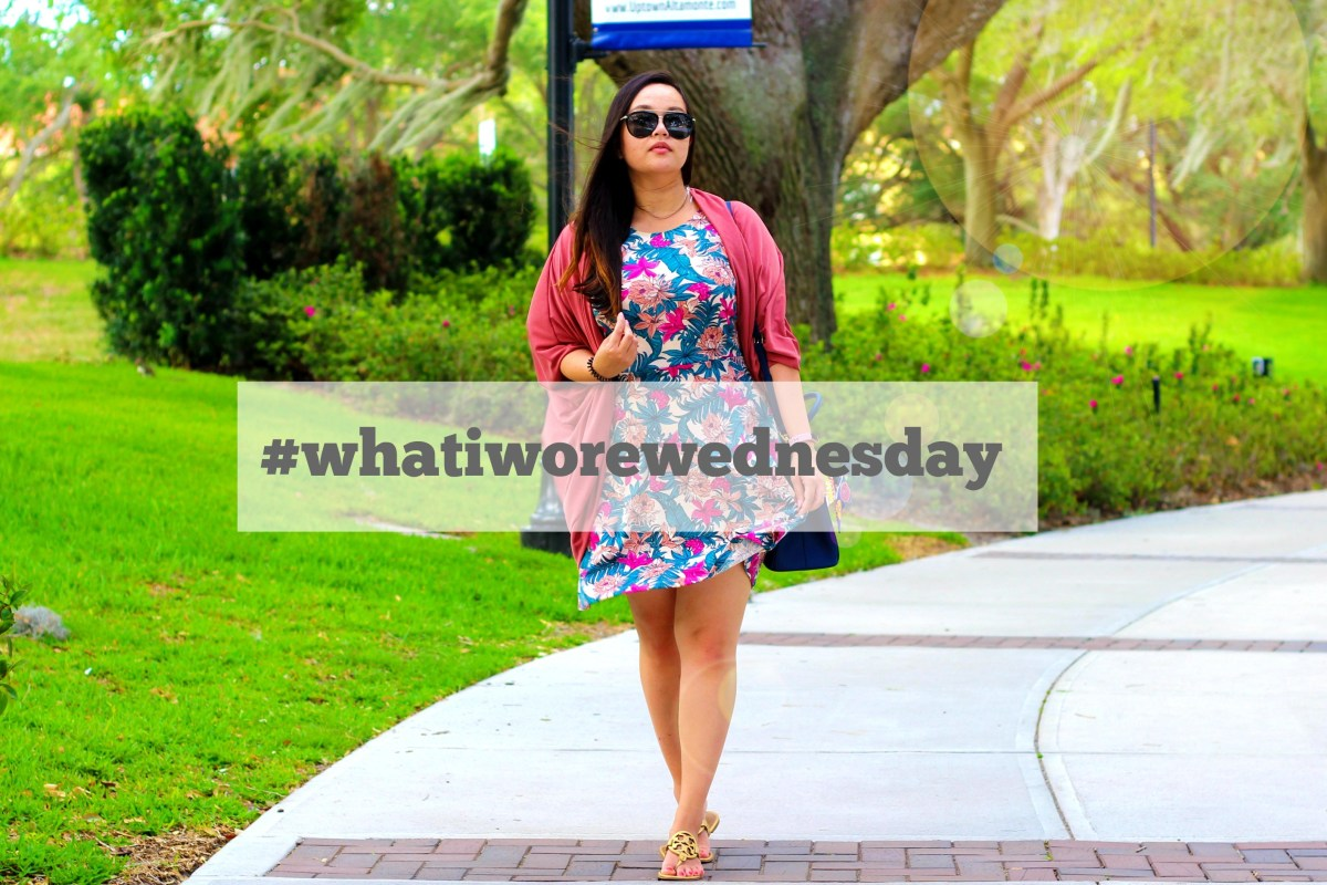 #whatiworewednesday