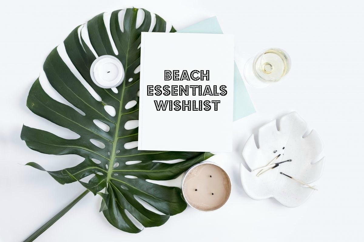 Beach Essentials Wishlist ft. Shein.com