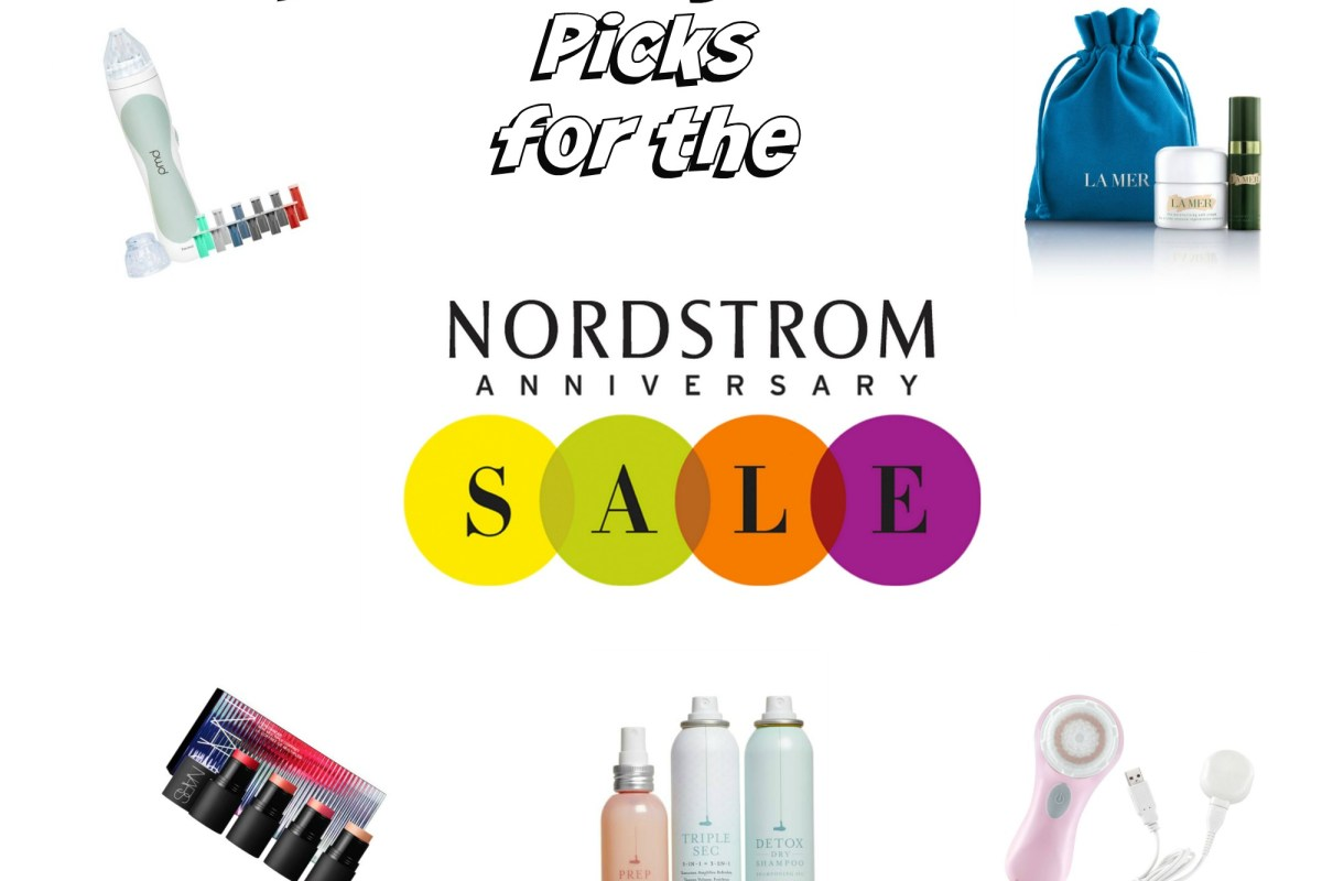 5 of the Best Beauty Product Picks for the Nordstrom Anniversary Sale