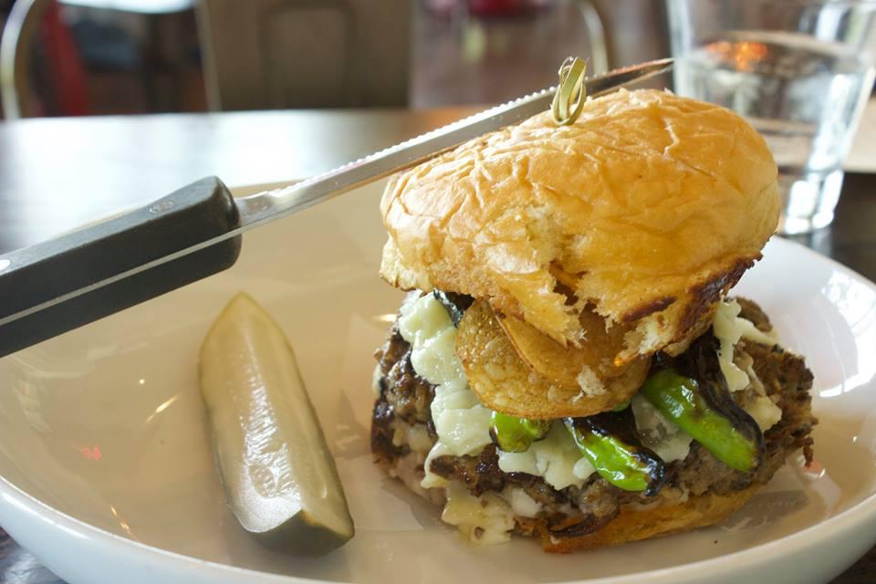 Tapa toro blended burger project