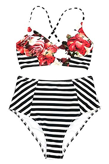 fba35c3e731 10 Affordable and Stylish Amazon Bathing Suits: Brunch & Gloss