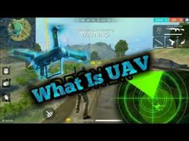 Image of What is UAV in Free Fire Game