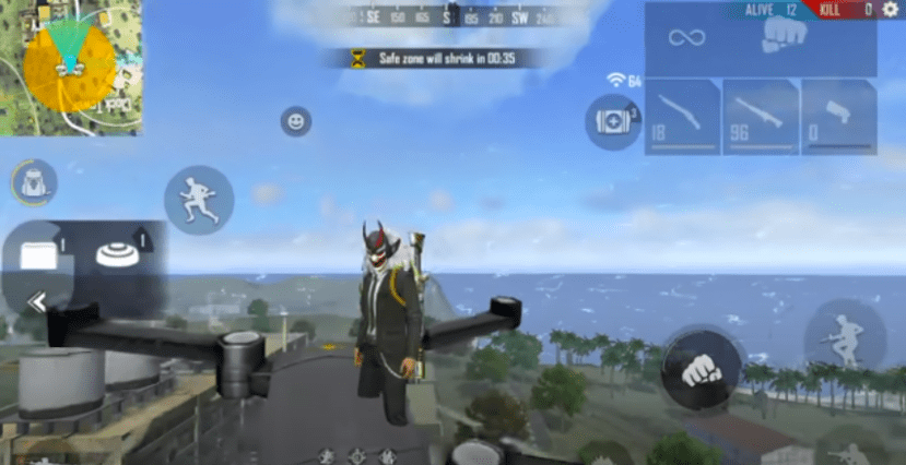 Image of What is UAV in Free Fire