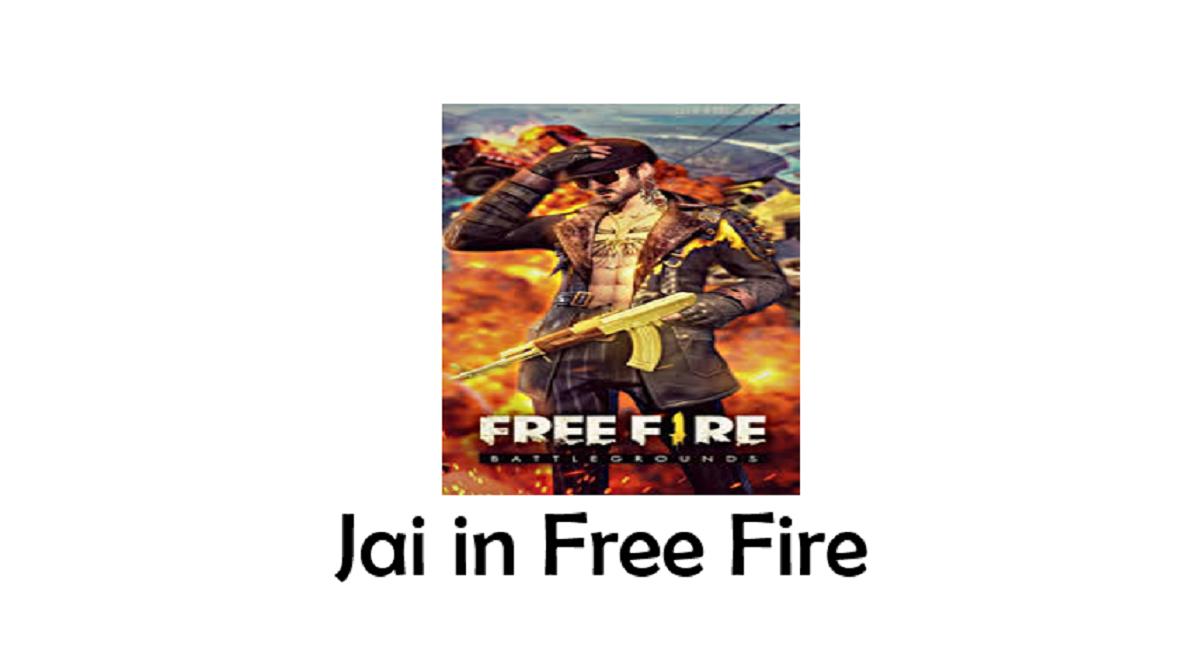 Jai in Free Fire