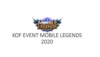 KOF Event Mobile Legends