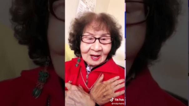 image of Old Grannies TikTok Memes