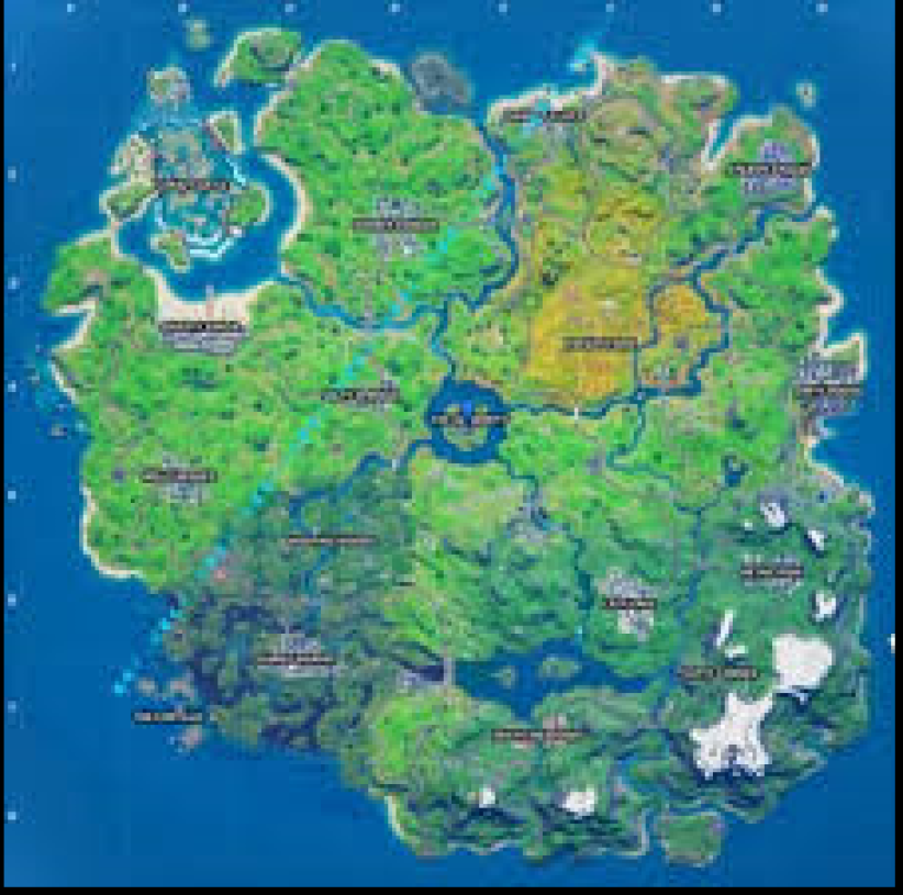 Image of where is Jennifer Walters Office in Fortnite Map