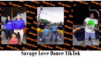 Savage Love Dance TikTok