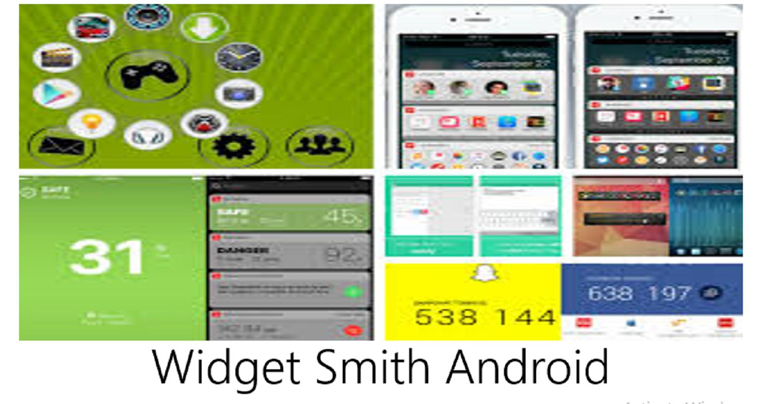 Widget Smith Android