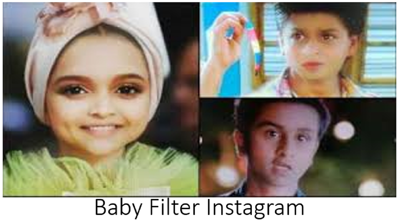 Baby Filter Instagram