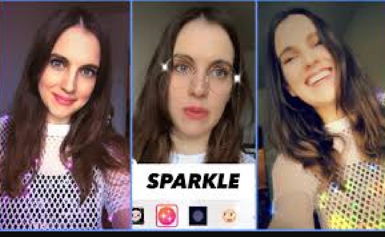 Sparkle Effect On TikTok