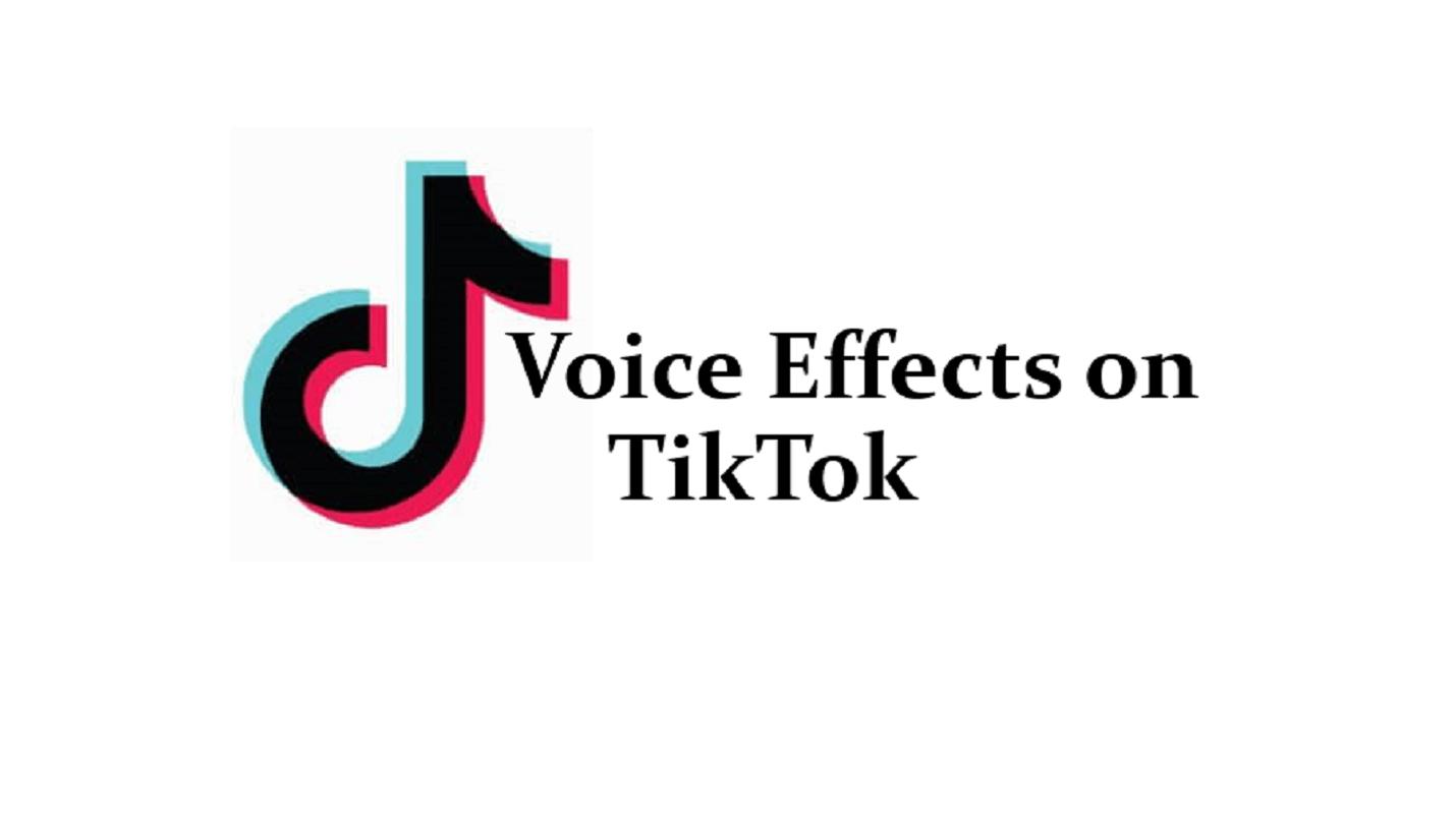 Voice Effects on TikTok