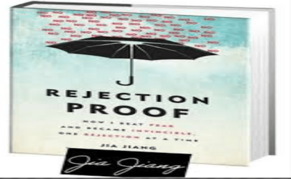 Image Of What Is 100 Days Of Rejection Challenge.