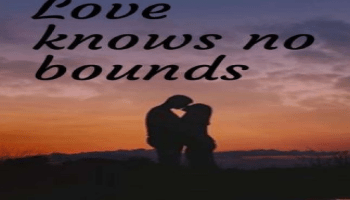an image of Love knows no bounds novel