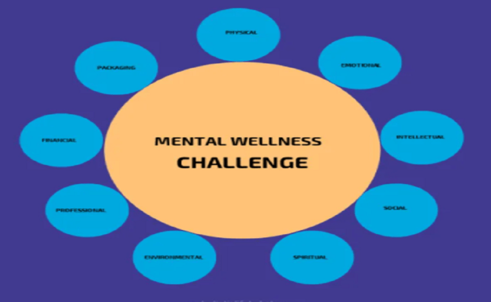 Image Of What Is 30 Day Mental Health Challenge