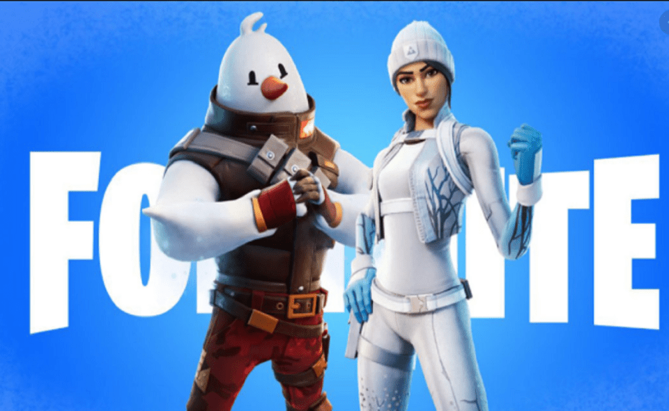 Image Of What Is Snowman Fortnite Skin