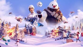 Snowman Fortnite Skin