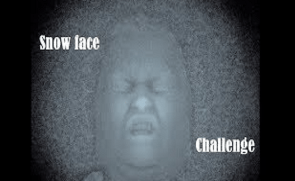 Image Of What Is Snowface Challenge
