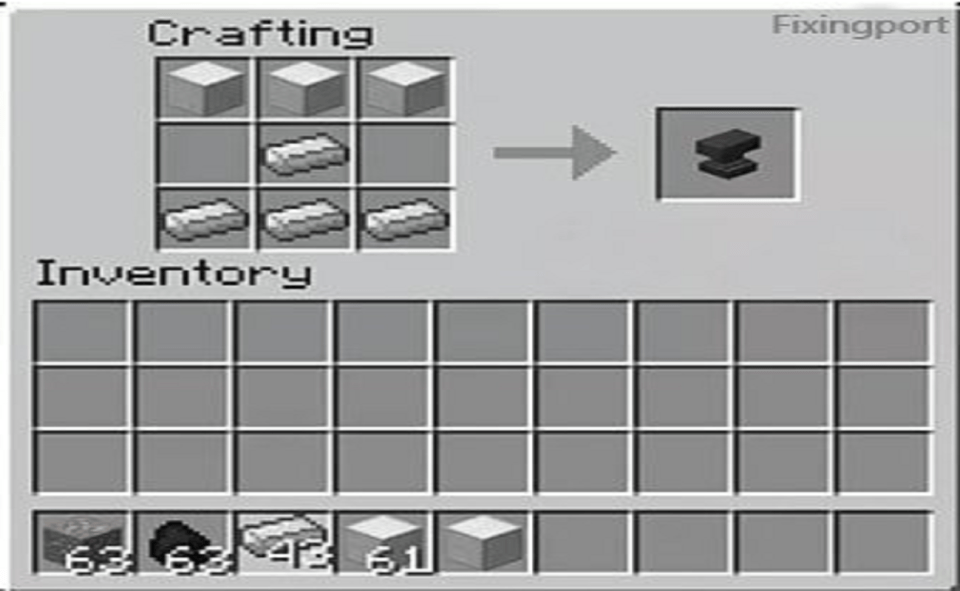 Image Of How To Repair A Bow In Minecraft