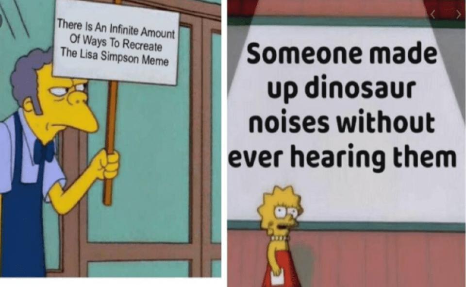 Image Of What Is Lisa Simpson Meme