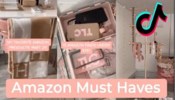 TikTok Amazon Finds